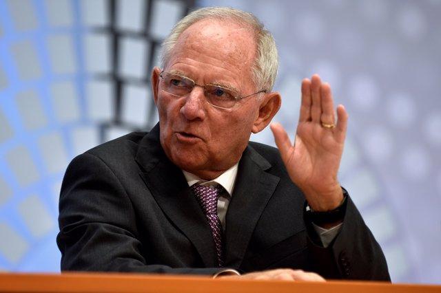 Wolfgang Schäuble / Archivo