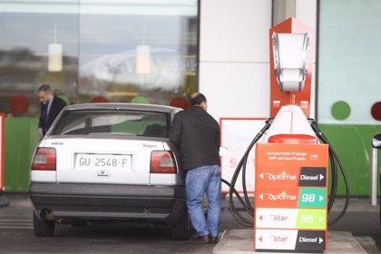 Las gasolineras de La Rioja incrementarán un 8 por ciento su facturación en Semana Santa