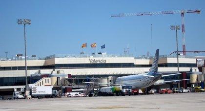 El aeropuerto de Valencia inicia una nueva ruta a Bruselas operada por TUYfly