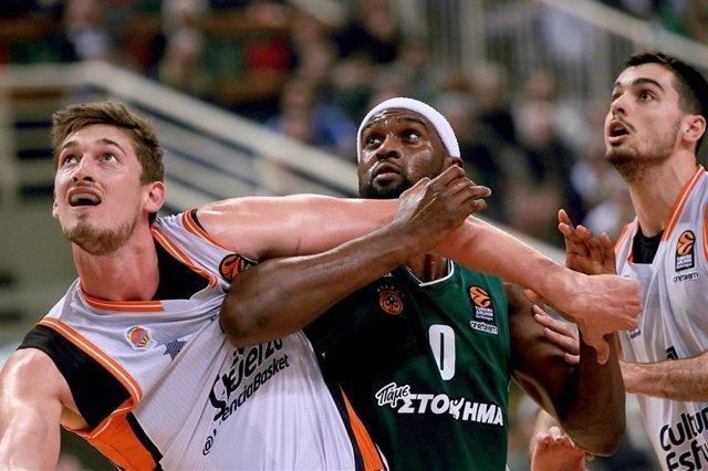 Panathinaikos - Valencia Basket