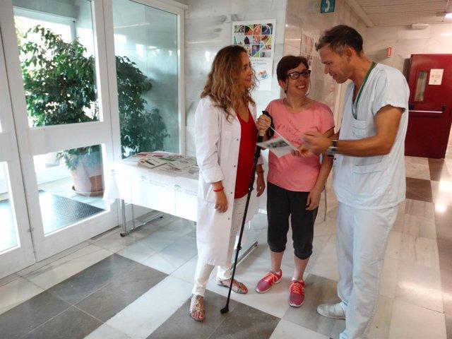 Unidad rehabilitación fisioterapia costa del sol hospital marbella