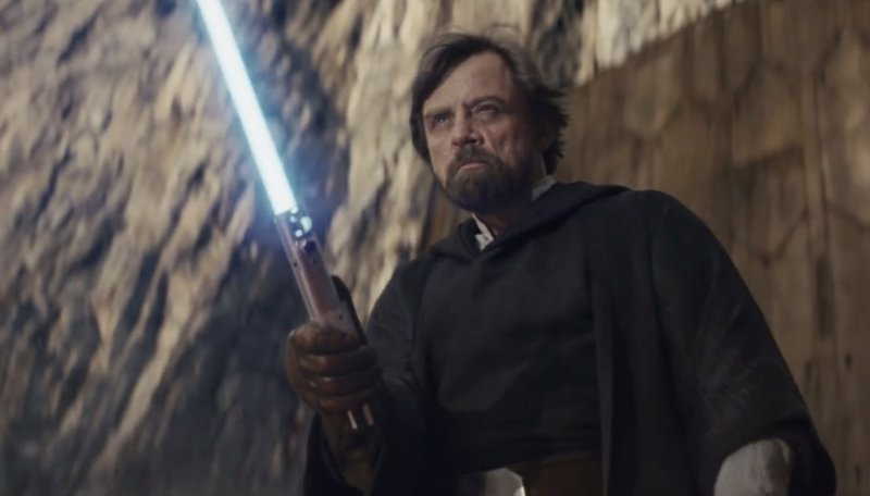 Good Morning Everybody Que Quiere Decir : Mark hamill quiere que luke sea un terrorífico fantasma de