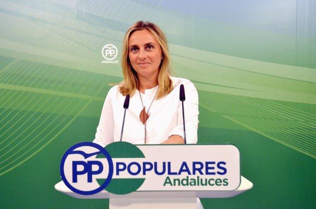 La diputada del PP-A Marifran Carazo