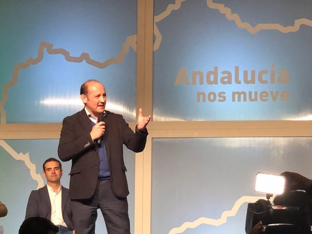 Juan José Ortiz, candidato del PP a la Alcaldía de Cádiz