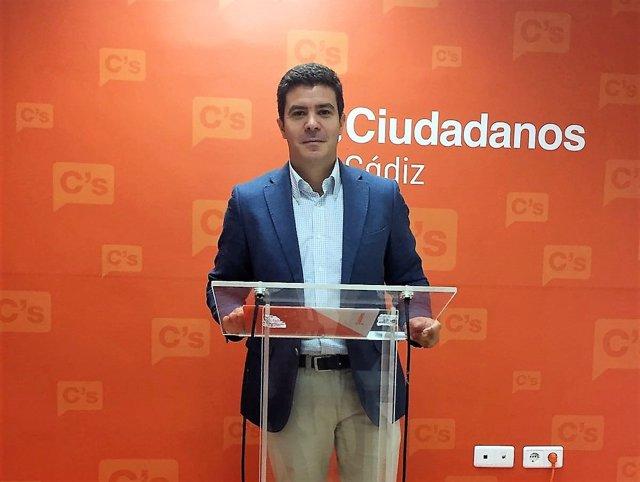 Sergio Romero, parlamentario de Ciudadanos