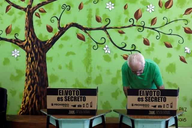 Elecciones presidenciales en Costa Rica