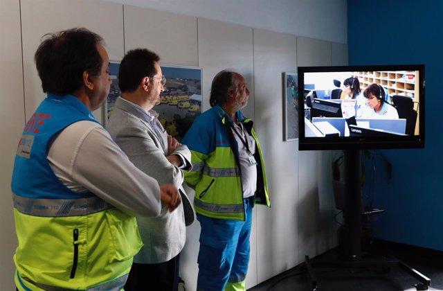 Un video del SUMMA 112 explica a la población cómo alertar a emergencias
