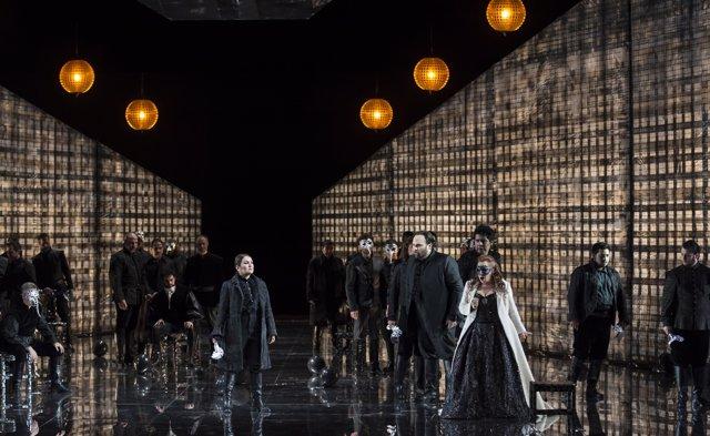 La ópera Lucrezia Borgia