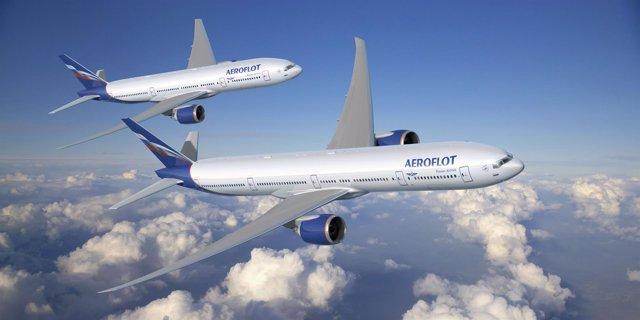 Boeing de Aeroflot