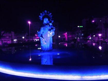 Miles de edificios y monumentos emblemáticos de todo el mundo se iluminan de azul en el Día Mundial del Autismo