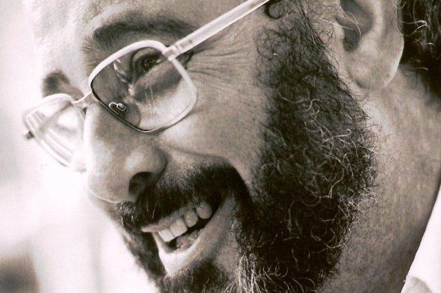 El escritor mequinenzano Jesús Moncada