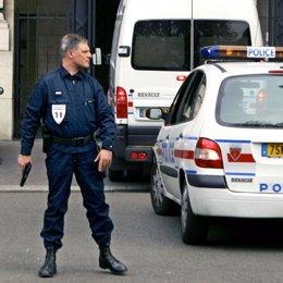 policia francesa recurso
