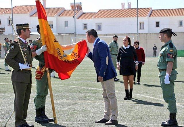 Jura de Bandera Álora