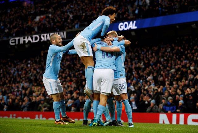 El Manchester City sigue adelante en la FA Cup