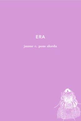 Poemario 'Era', de Jaume C.Pons Alorda