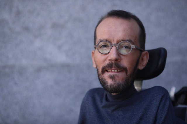 Entrevista de al secretario de Organización de Podemos, Pablo Echenique