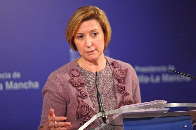 María Luisa Araújo, Consejera Economía, PSOE