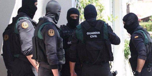 La Guardia Civil detiene en Palamós (Girona) a una mujer por yihadismo