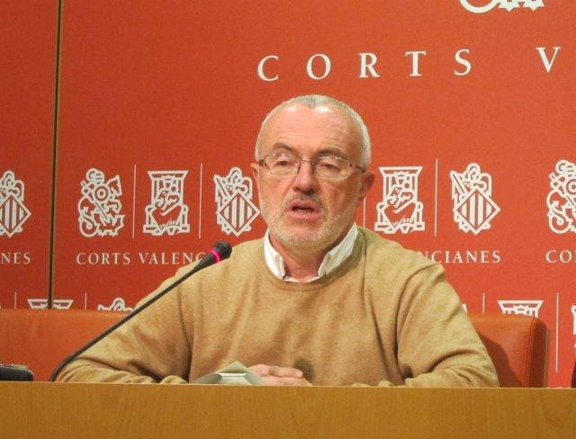 Antonio Montiel en una imagen reciente