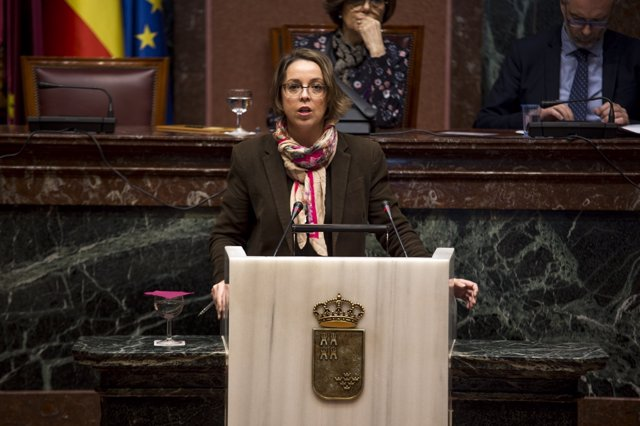 Inmaculada González, promotora de la propuesta