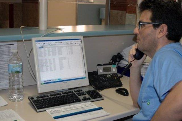 Servicio del Área Integrada de Talavera