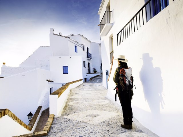 Frigiliana, turismo rural