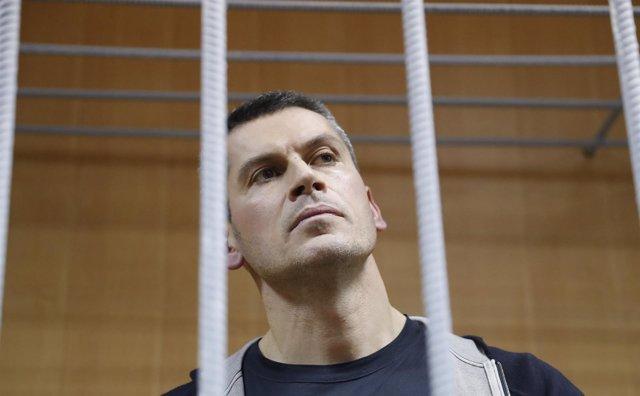 Ziyavudin Magomedov, oligarca detenido en Moscú