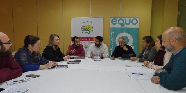 IU Sevilla exige políticas municipales reales contra el cambio climático