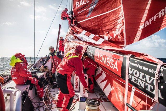 MAPFRE Volvo Ocean Race séptima etapa 7