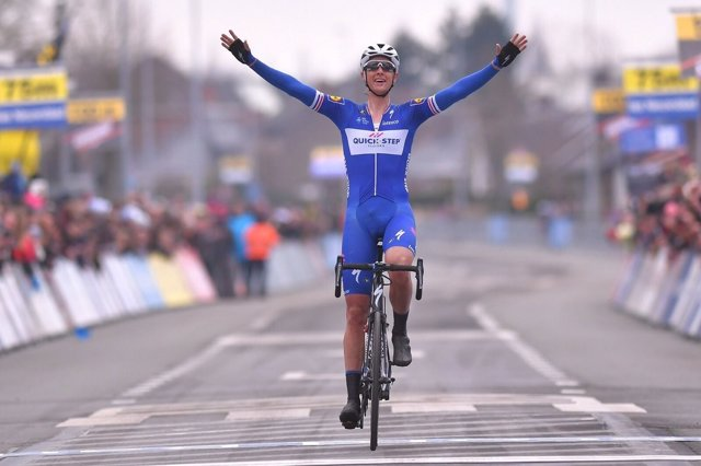 Niki Terpstra Quick-Step Tour Flandes