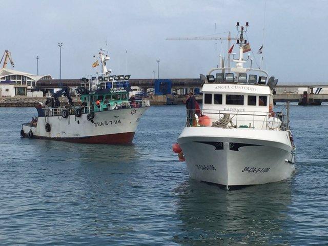 Pesca, pescadores de Barbate