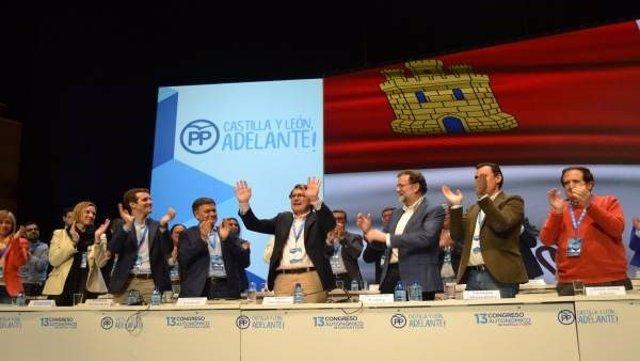 Imagen de archivo de la elección de Fernández Mañueco en el PP
