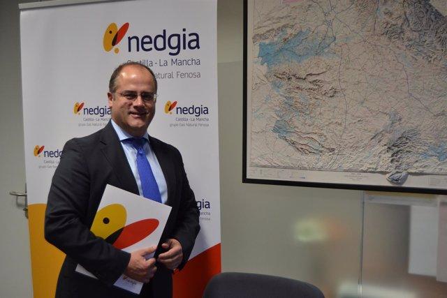 Director de Nedgia C-LM, Miguel Martín de Pinto