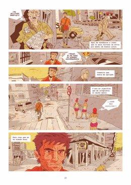 Viñetas de Palos de Ciego
