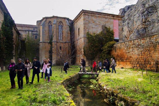 Monasterio de Santa María la Real.