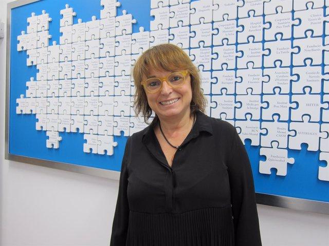 La directora de la patronal sanitaria La Unió, Roser Fernández