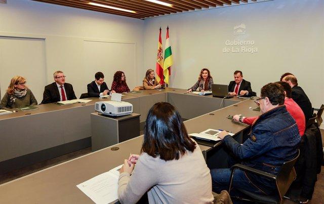 Presentación Plan de Adicciones de La Rioja
