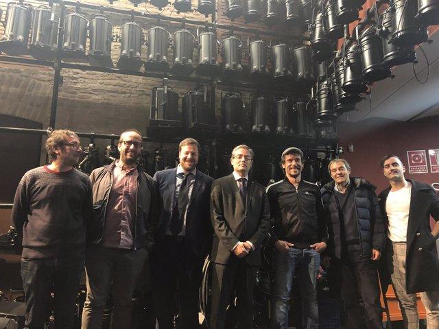 Pacheco presenta los conciertos del Teatro Circo en Primavera