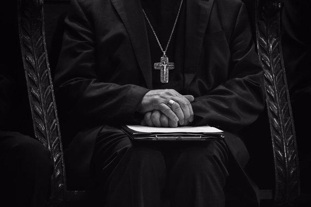 Imagen de un obispo