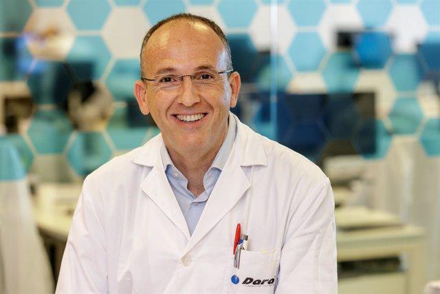 El director general de Dara Pharma, David Ral