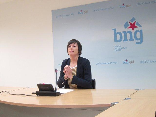 Ana Pontón, del BNG
