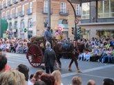 Foto: El Bando de la Huerta, Fiesta de Interés Turístico Internacional, comenzó en 1851, vinculado al Carnaval