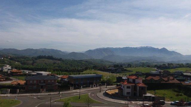 Montecerrado, Viviendas, casas, viviendas en Oviedo