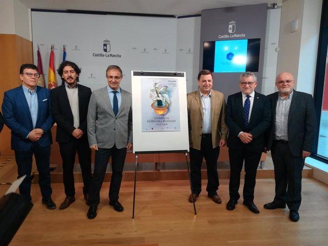 Presentación de la Feria de Artes Escénicas y Musicales de C-LM en Albacete