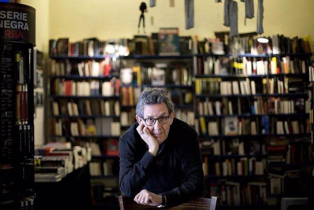 El librero e impulsor del festival BCNegra, Pablo Caramasa