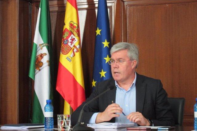 El secretario de Estado de Hacienda, José Enrique Fernández de Moya.