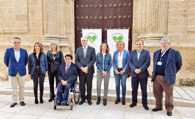 El Parlamento de Andalucía celebra el Día Mundial del Autismo