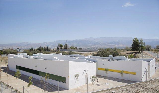 Primera fase en el Colegio Público de Gabia La Grande