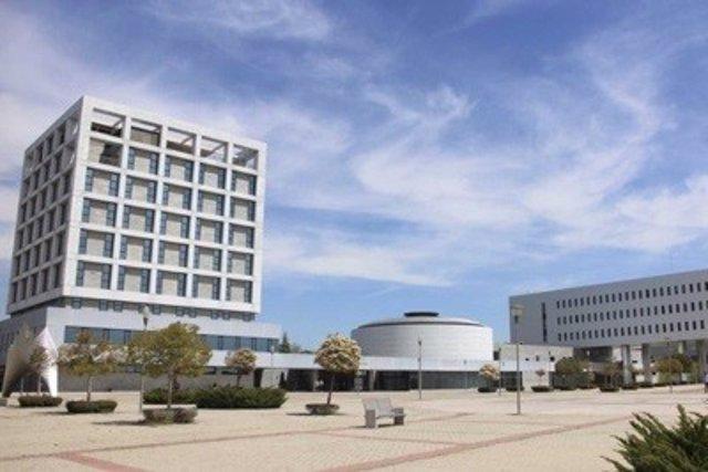 Edificio de Rectorado de la Universidad Rey Juan Carlos