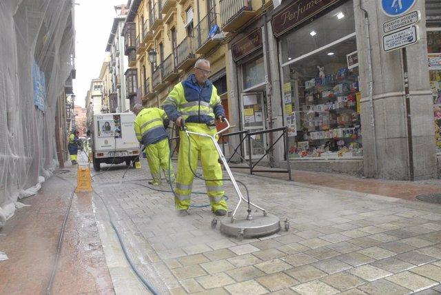 Dispositivo de limpieza de cera en Granada